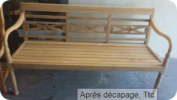 Bois archives ttc tous travaux de d capage for Decapage meuble bois vernis